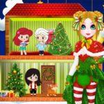 Jeu De Noël Marionnette Princesse De La Maison