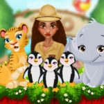 Jeu Mignon Zoo