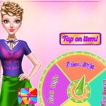 Jeu Dress Up Roue