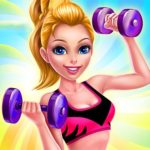 Jeu De Fitness Girl Dress Up