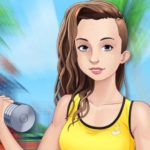 Jeu De Fitness Girls Dress Up