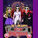 Jeu Préparez-Vous Pour Halloween