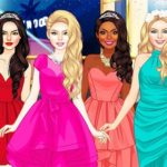 Jeu Glam Girls Dress Up