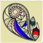 Jeu Mandala À Colorier
