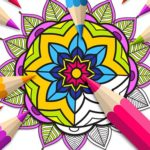 Jeu Livre De Coloriage De Mandala