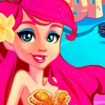 Jeu Mermaid Princess