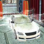 Voiture de Sport moderne Laver 3D