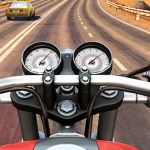Jeu Moto Race: Loko Trafic