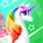 Jeu Mon Petit Poney Licorne Dress Up