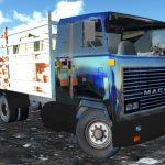 Jeu OffRoad Camion Sous La Pluie