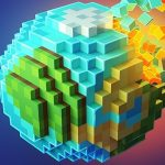 Monde De Pixels