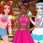 Jeu Princesse Cupcake