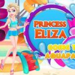 Jeu Princesse Eliza Va Aquapark