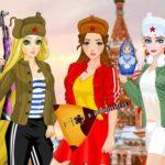 Jeu Princesse Russe Hooligans