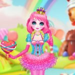 Jeu Princesse Bonbon Sucré Cosplay
