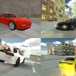 Jeu RX7 Drift 3D