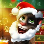 Jeu Talking Tom Noël