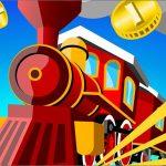 Train de Course 3D