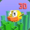 Jeu Flappy Bird 3D