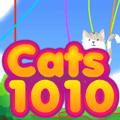 Les chats 1010