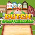 Néerlandais Jeu De Palets
