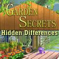 Jardin des Secrets à Trouver les Différences
