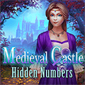 Château Médiéval Numéros Cachés