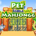 Animal De Compagnie Mahjongg