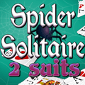 Spider Solitaire 2 maillots