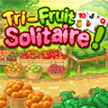 Tri-Fruits Solitaire