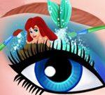 Barbie Artistique Du Maquillage Pour Les Yeux