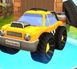 Jeu Cartoon Hot Racer 3D