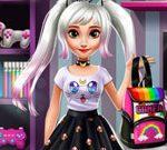 Princesse De Glace Geek De La Mode