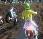 Jeu Coureurs De Motocross