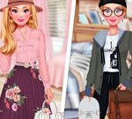 Princesses Girly Chic Vs Garçon Manqué