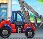 L'Usine De Camions Pour Les Enfants