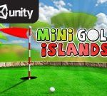 Jeu Mini-Golf Des Îles
